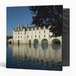 Castillo francés de Chenonceau, río Cher, Loir-et-