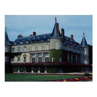 Castillo francés de Rambouillet, el favorito de Postal
