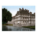 Castillo francés Fontainebleau Tarjetas Postales