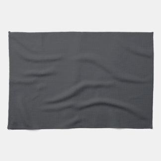 Castillo francés francés gris oscuro del carbón de toallas