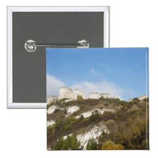 Castillo francés Gaillard Pin Cuadrado