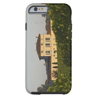 Castillo francés Lafleur Petrus y viñedo, en Funda Para iPhone 6 Tough