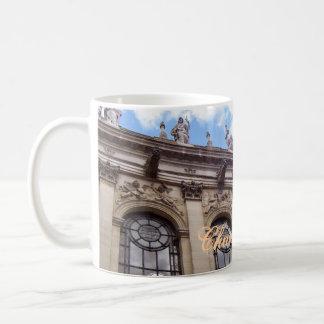 Castillo francés (palacio) de Versalles Taza De Café