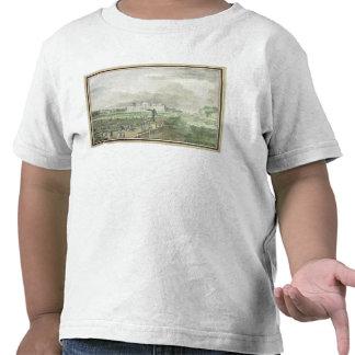 Castillo francés y jardín de Sceaux Camiseta