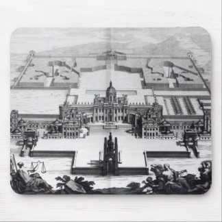 Castillo Howard, de 'Vitruvius Britannicus Tapetes De Ratón