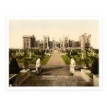 Castillo I, Berkshire, Inglaterra de Windsor Tarjetas Postales
