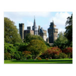 Castillo II de Cardiff Postales