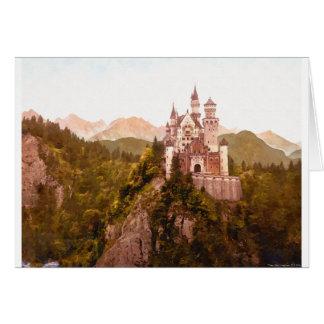 Castillo II de Neuschwanstein Felicitaciones