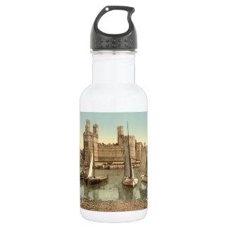 Castillo II, Gwynedd, País de Gales de Caernarfon Botella De Agua