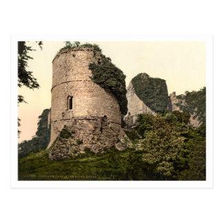 Castillo II Herefordshire Inglaterra de Goodrich Tarjetas Postales