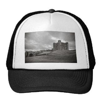 Castillo Inglaterra de Bamburgh Gorros
