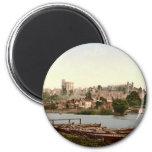 Castillo Inglaterra de Windsor Imanes De Nevera