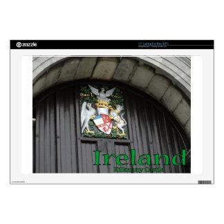 Castillo Irlanda de Kilkenny Skins Para 43,2cm Portátiles