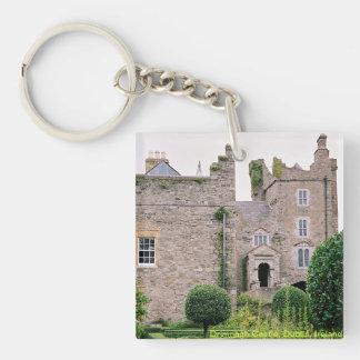 Castillo irlandés medieval Drimnagh Dublín