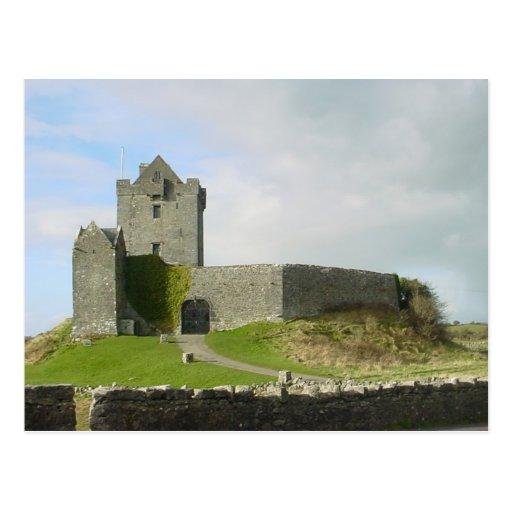 Castillo irlandés tarjetas postales