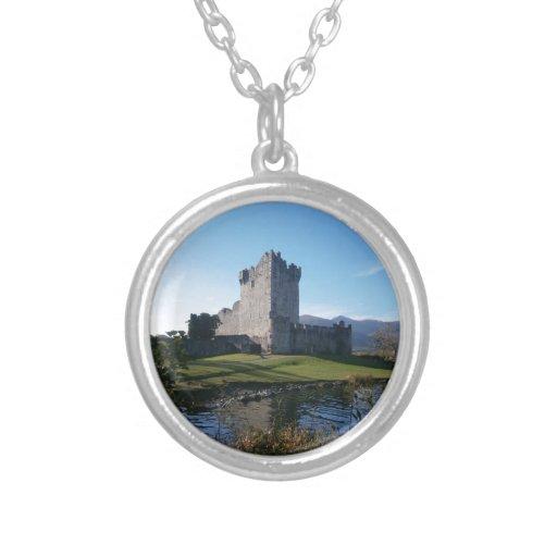 Castillo Killarney de Ross Pendiente Personalizado