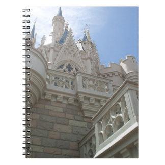 castillo libretas