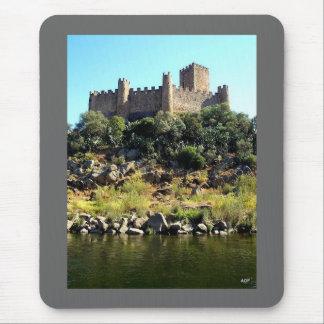 Castillo Mousepad de Almourol* Tapete De Ratón