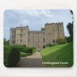 Castillo Mousepad de Chillingham