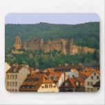 Castillo Mousepad de Heidelberg Alfombrilla De Ratón