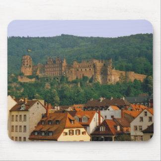 Castillo Mousepad de Heidelberg