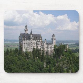 Castillo Mousepad de Neuschwanstein