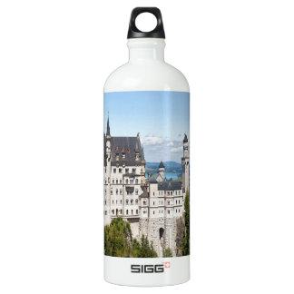 Castillo Neuschwanstein en el alemán de Baviera de