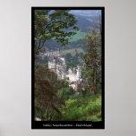Castillo Neuschwanstein Posters