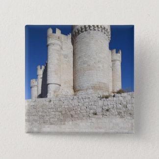 Castillo Penafiel, contains Wine Museum Pinback Button