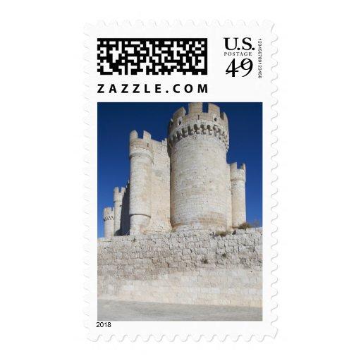 Castillo Penafiel, contiene el museo del vino Sello