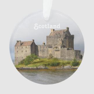 Castillo pintoresco de Eilean Donan