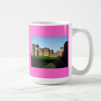 Castillo Reino Unido de Alnwick Taza Clásica