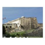 Castillo San Cristobal Postcard