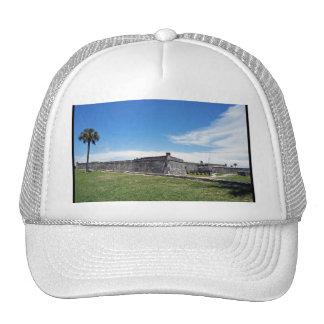 Castillo San Marcos 3 Trucker Hat