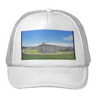 Castillo San Marcos 4 Trucker Hat