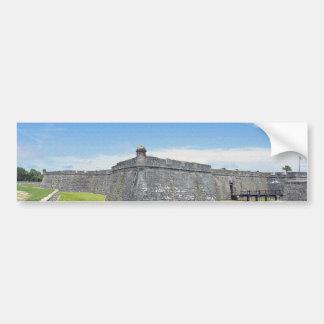 Castillo San Marcos 4 Pegatina Para Auto