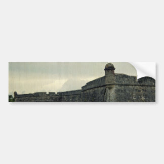 Castillo San Marcos Pegatina Para Auto