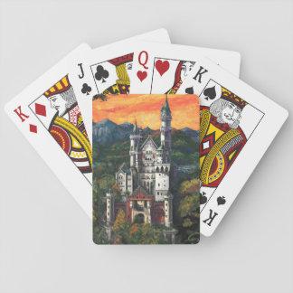 Castillo Schloss Neuschwanstein Barajas De Cartas