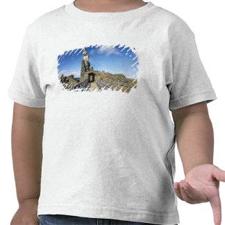 Castillo Sinclair Girnigoe, mecha, Caithness, 2 Camisetas