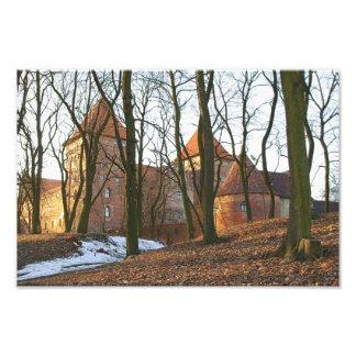 Castillo teutónico Neidenburg - foto de la orden
