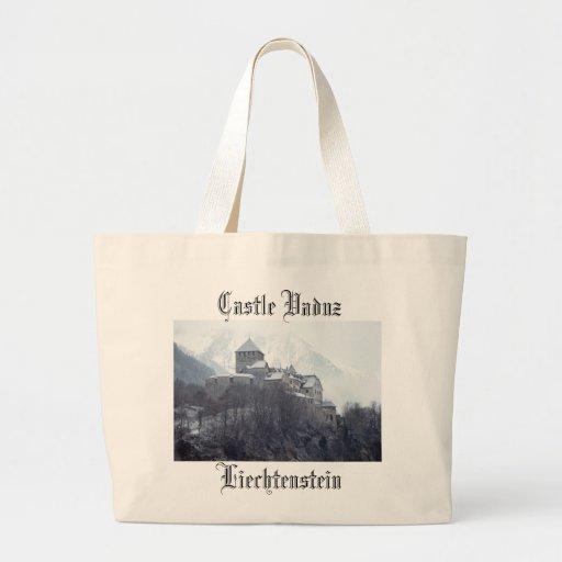 Castillo Vaduz Liechtenstein Bolsa Tela Grande