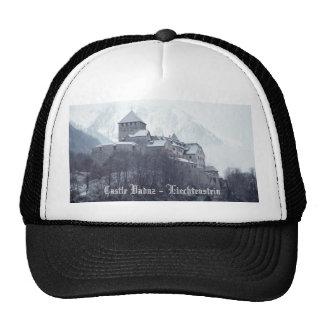 Castillo Vaduz Liechtenstein Gorras