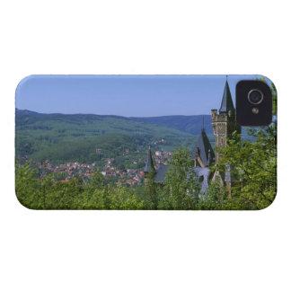 Castillo, Wernigerode, Sajonia Anhalt, Alemania iPhone 4 Cobertura