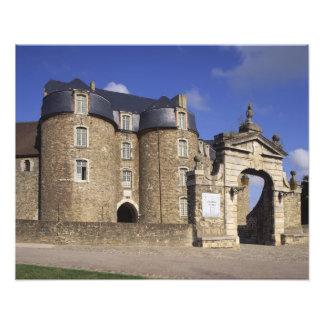 Castillo y museo Boulogne Pas-de-Calais Arte Fotográfico
