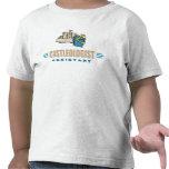 Castillos de arena divertidos del amor de I Camisetas
