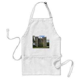 Castillos de Bunratty Delantal