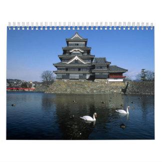 Castillos del calendario del mundo 2012