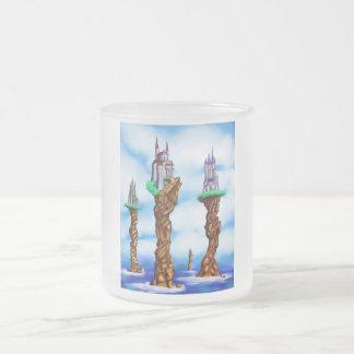 Castillos del mar de Loerin Tazas De Café