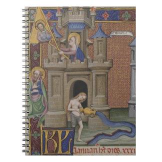 Castillos medievales libretas