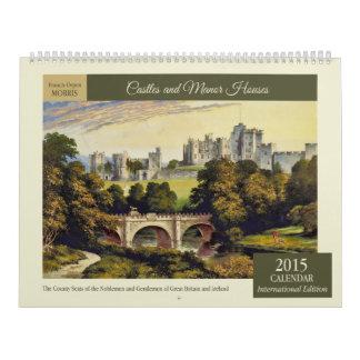 Castillos y calendario de las casas señoriales